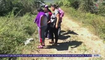 Veracruz: Aún no identifican restos de fosa recién descubierta