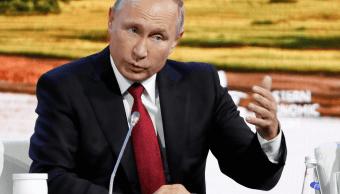 Putin dice que sospechosos de ataque a Skripal son civiles