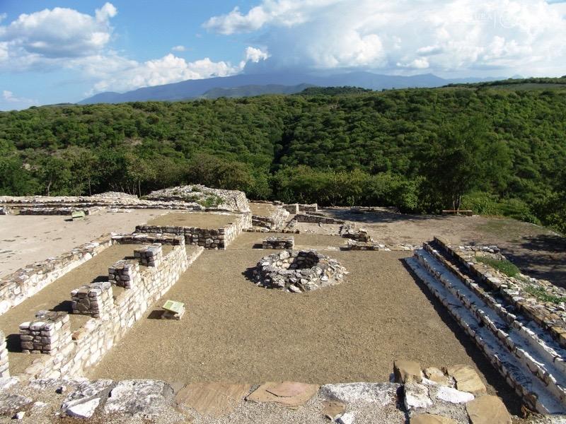 Zona arqueológica La Organera Xochipala