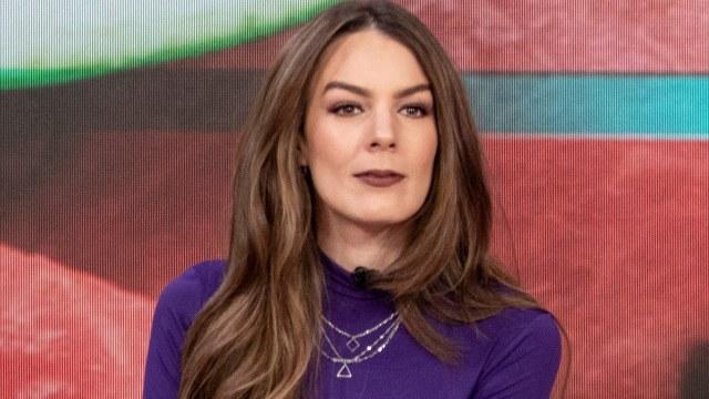 Sofía Escobosa participa en el noticiario de Por las mañanas de Foro TV