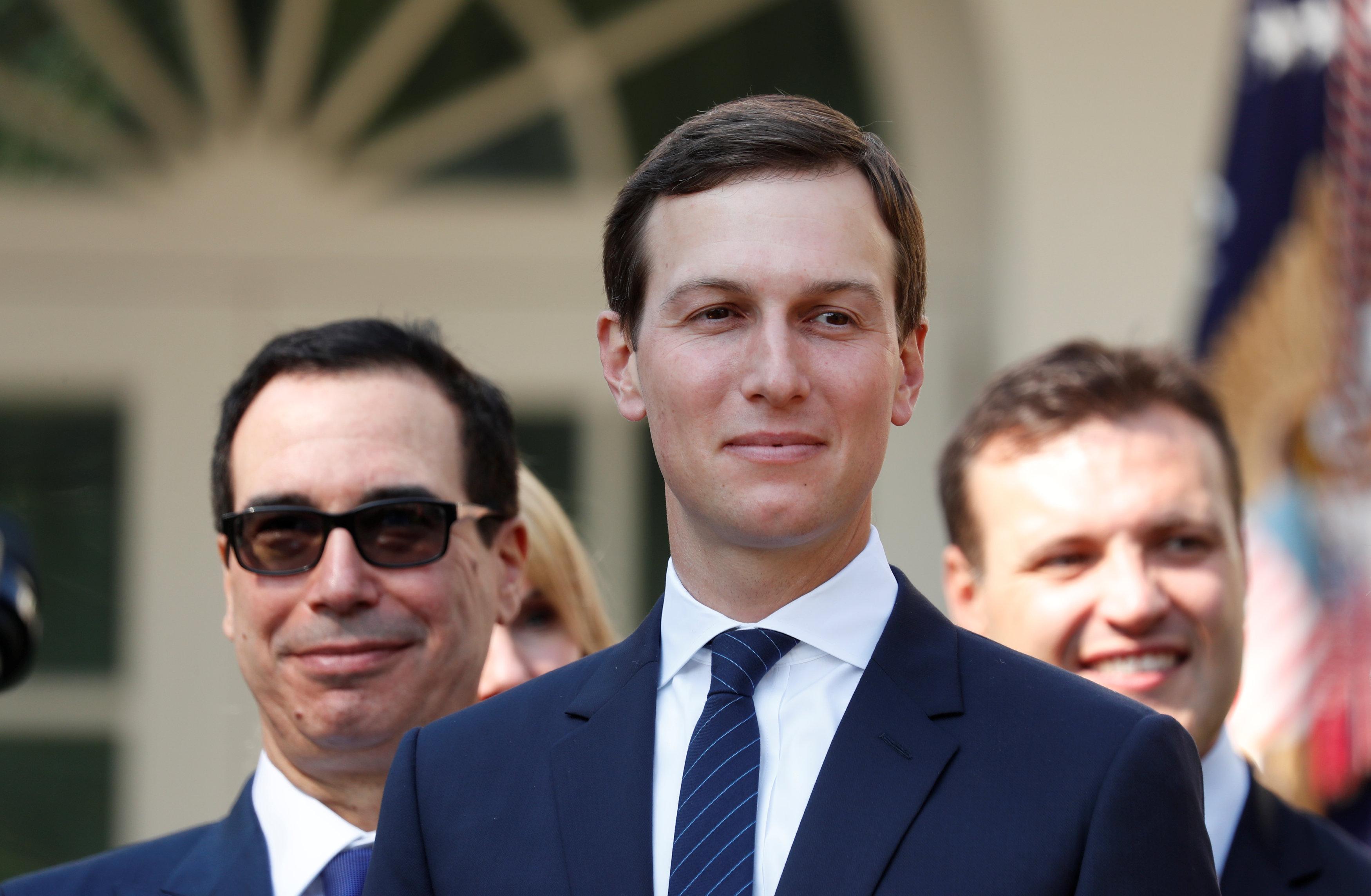 Jared Kushner yerno del presidente