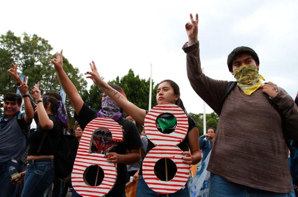50 aniversario del 2 de octubre trajo contradicciones