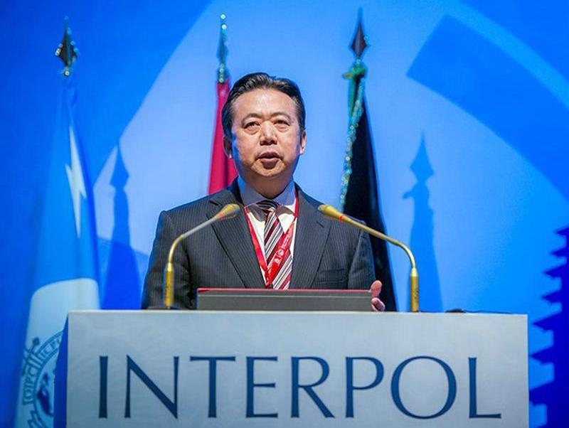 china acusa expresidente interpol recibido sobornos