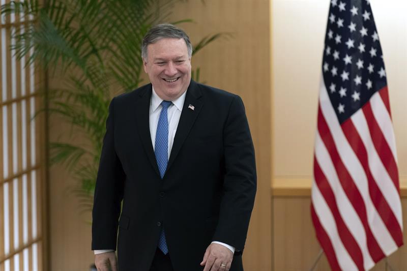 Mike Pompeo arriba a Norcorea para reunión con Kim Jong-un