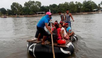 Presidente de Honduras llega a Guatemala para estudiar plan migratorio