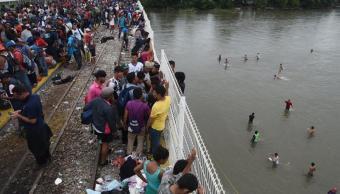 Guatemala reporta que 2 mil hondureños de 5 mil regresaron a su país