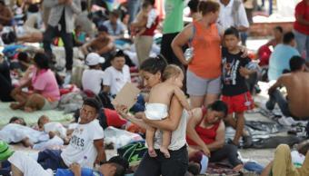 cndh atencion migrantes centroamericanos es insuficiente en albergues inm