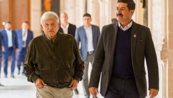 AMLO dice que su gobierno tramitará extradición de César Duarte