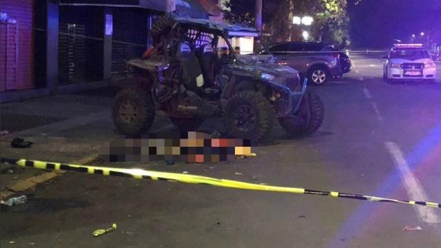 Accidente automovilístico por arrancones deja un muerto en Tlalnepantla