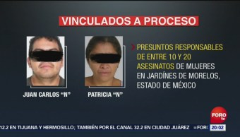 Acusan Feminicidio Pareja Detenida Ecatepec Monstruo de Ecatepec