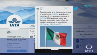 Aerolíneas advierten sobre dificultad de tres aeropuertos en México