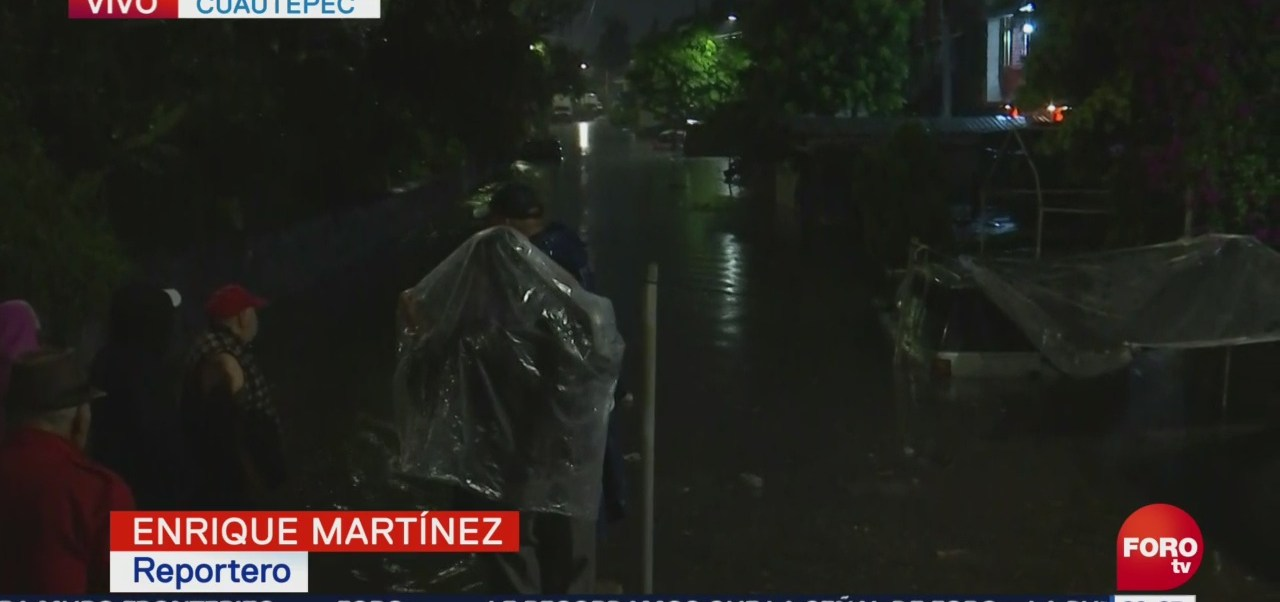 Afectaciones Lluvias Alcaldía Gam Cdmx Inundaciones