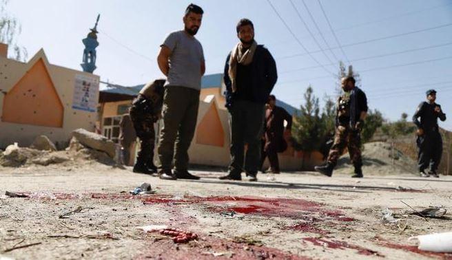 reportan varias explosiones colegios electorales kabul