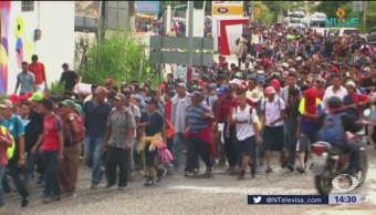 AI pide a México ofrecer asilo a migrantes hondureños