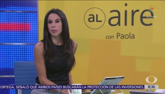 Al Aire, con Paola Rojas Programa del 12 de octubre del 2018