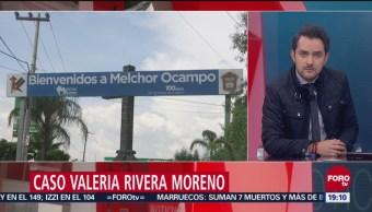 Alcaldesa Rechaza Omisiones Caso Valeria Rivera