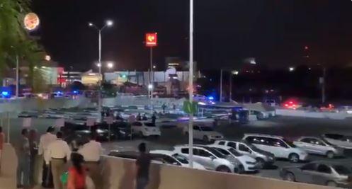 presunto secuestro moviliza policias en tampico tamaulipas