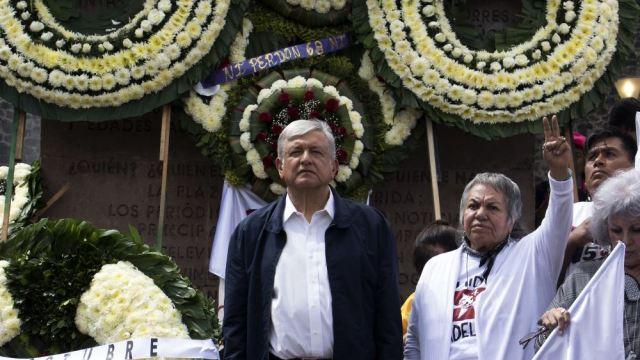 AMLO: En México nunca se utilizarán las fuerzas armadas para reprimir al pueblo