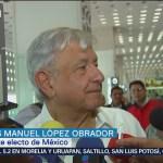 AMLO sostiene reunión con el gobernador Héctor Astudillo
