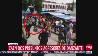 Asesinan Danzante Durante Desfile Oaxaca