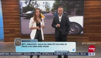 Así arranca Matutino Express con Esteban Arce del 16 de octubre de 2018