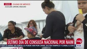 Aumenta Número Participantes Consulta Miguel Hidalgo