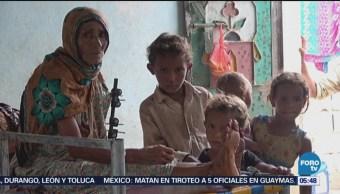 Aumentan los casos de cólera en Yemen