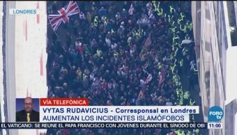Aumentan Incidentes Islamófobos Londres