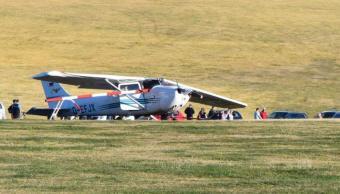 Se estrella avioneta en Alemania, varios muertos