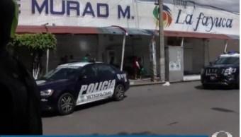 Seguridad en Puebla; balacera deja un lesionado12 detenidos