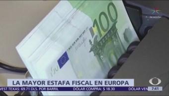 Bancos de Europa, involucrados en enorme fraude fiscal