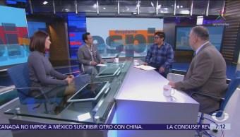 Boda César Yáñez, austeridad y NAIM, mesa política