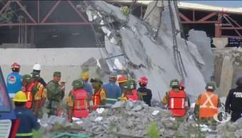 Buscan Desaparecido Derrumbe Centro Comercial Monterrey