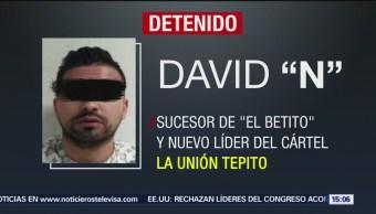 Cae 'El Pistache', líder criminal de 'La unión Tepito'