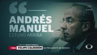 Calderón Expresidente IFE Descalifican Declaraciones Madrazo