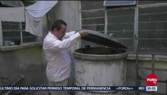 Capitalinos Enfrentan Primer Día Megacorte Agua