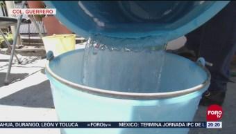 Capitalinos Toman Previsiones Ante Corte Agua Potable