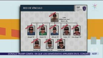 Capturan a 9 integrantes del CJNG entre Tabasco y Veracruz