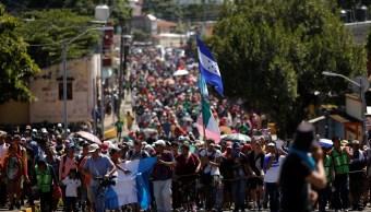 Mexicanos en redes sociales, a favor y en contra de la caravana migrante