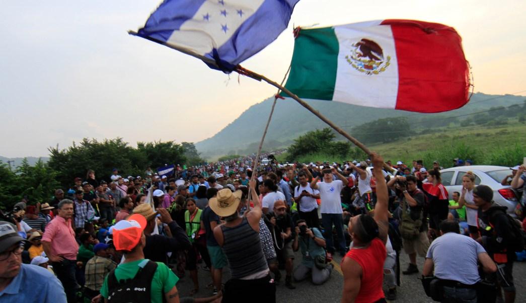 Exigencias al gobierno mexicano
