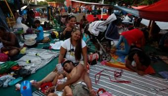caravana migrante no esta integrada por delincuentes amieva