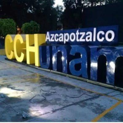 UNAM expulsa a alumna de CCH Azcapotzalco por agresión en Rectoría