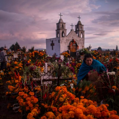 Así celebran el Día de Muertos en diferentes lugares de México