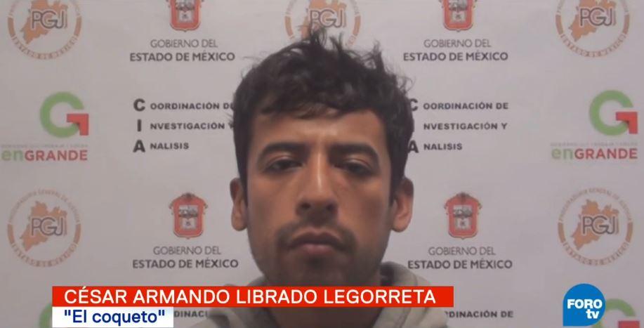 Cesar Armando Librado Legorreta 'El Coqueto