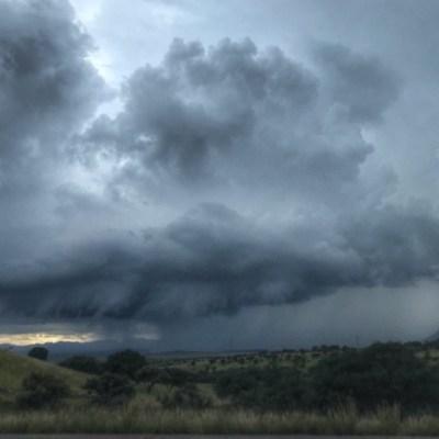 Prevén fuertes lluvias en Chihuahua, Coahuila y Nuevo León