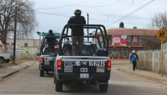 Violencia Chihuahua; asesinan dos policías en últimas horas
