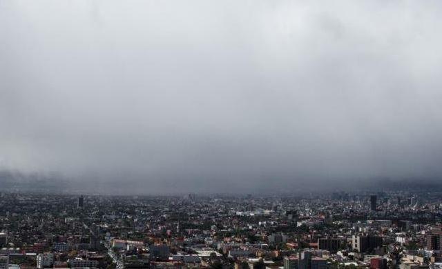 Panorámica de Chihuahua; un nuevo frente frío provocará lluvias en la frontera noreste de México