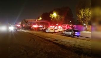 Choque de trenes deja al menos 320 heridos en Sudáfrica