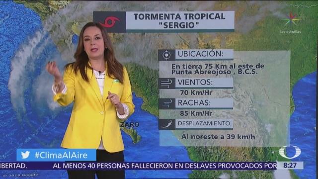 Pronostican lluvias en la Ciudad de México
