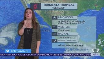 Clima Al Aire Pronostican tarde lluviosa con posible caída